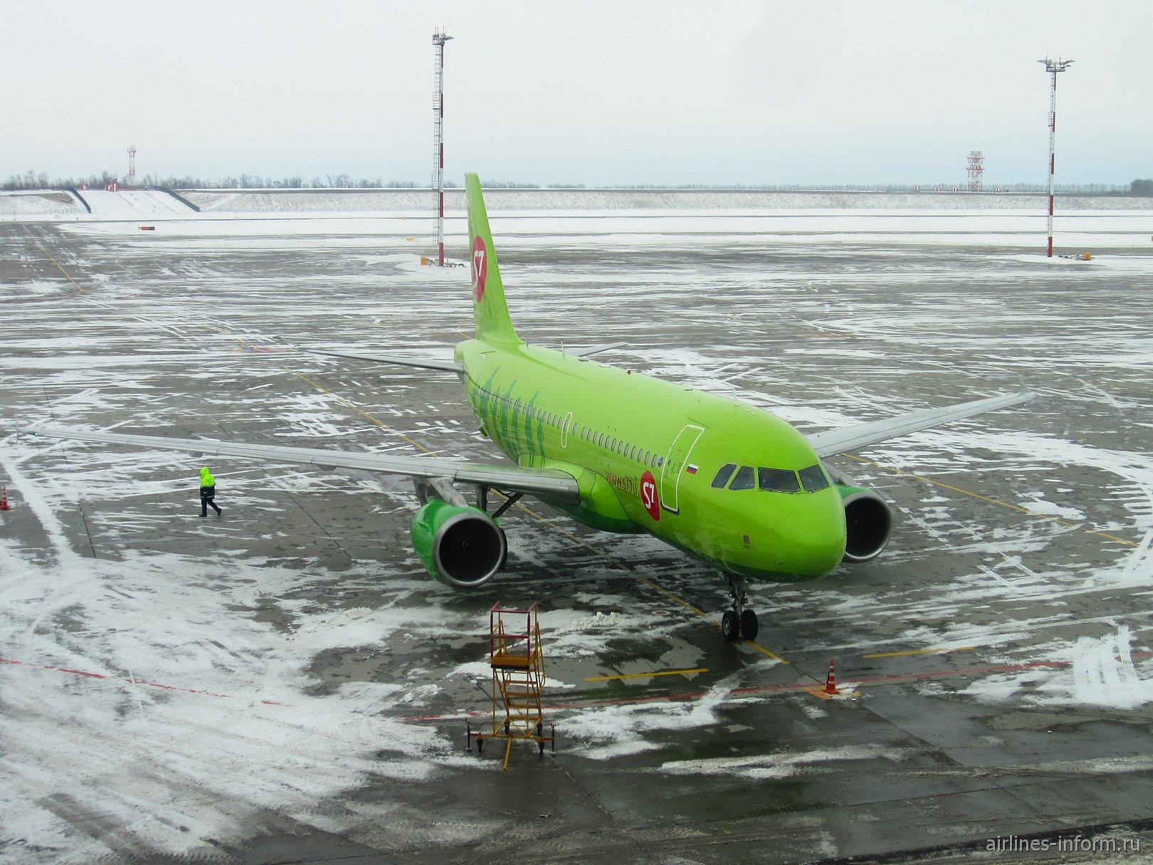 Из Ростова-на-Дону в Москву на зеленом самолете