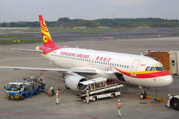Hong Kong Airlines: Комфорт на 4 звезды