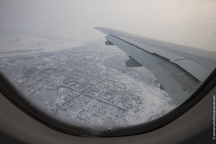 Под крылом Нижний Новгород