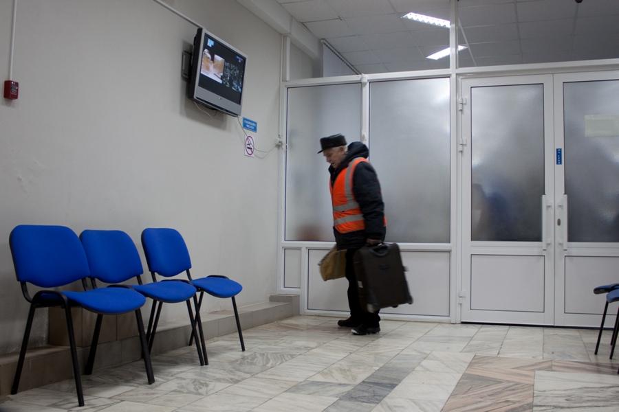 В аэропорту Саранска