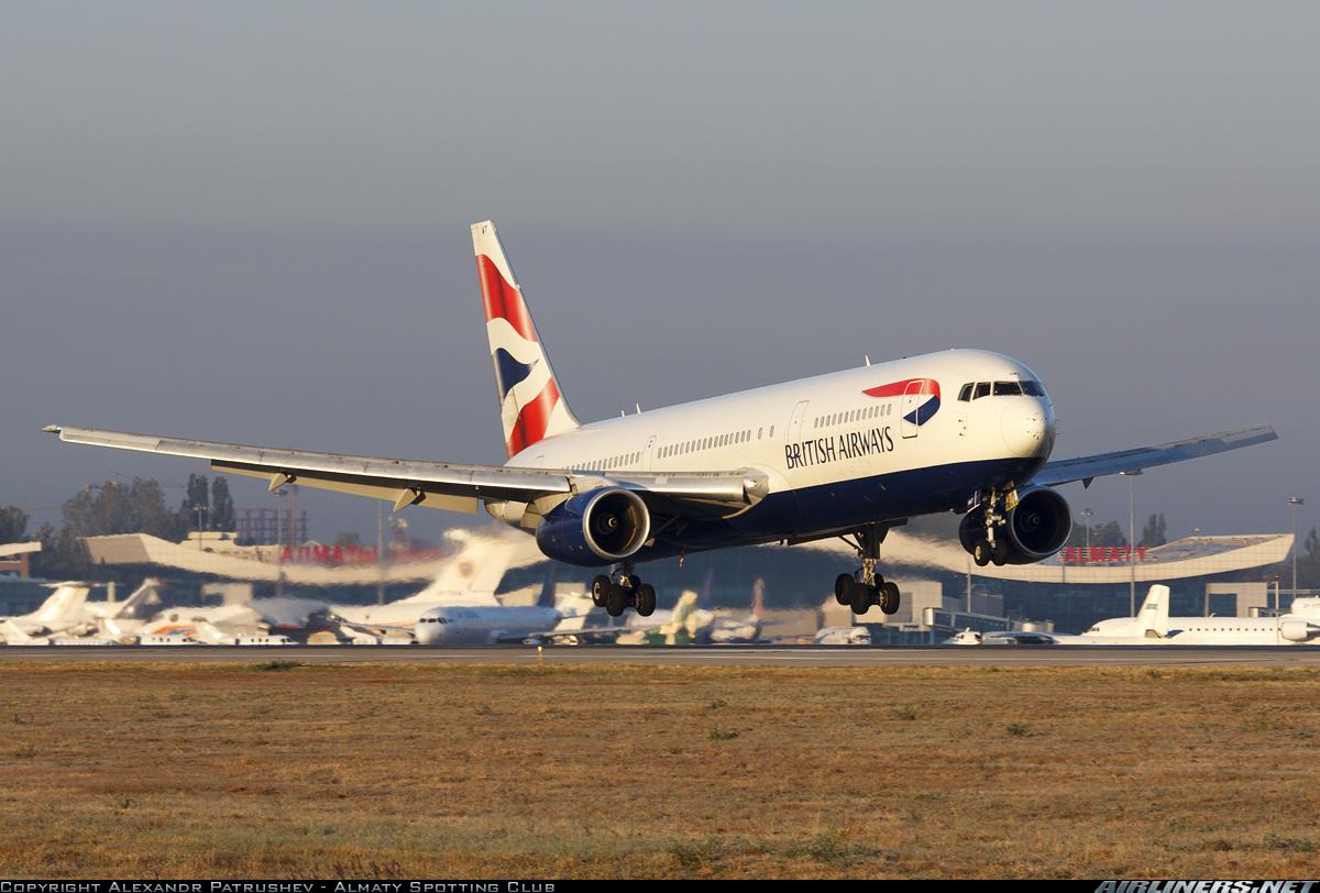 Сервис по-английски от British Airways Алматы-Лондон-Алматы