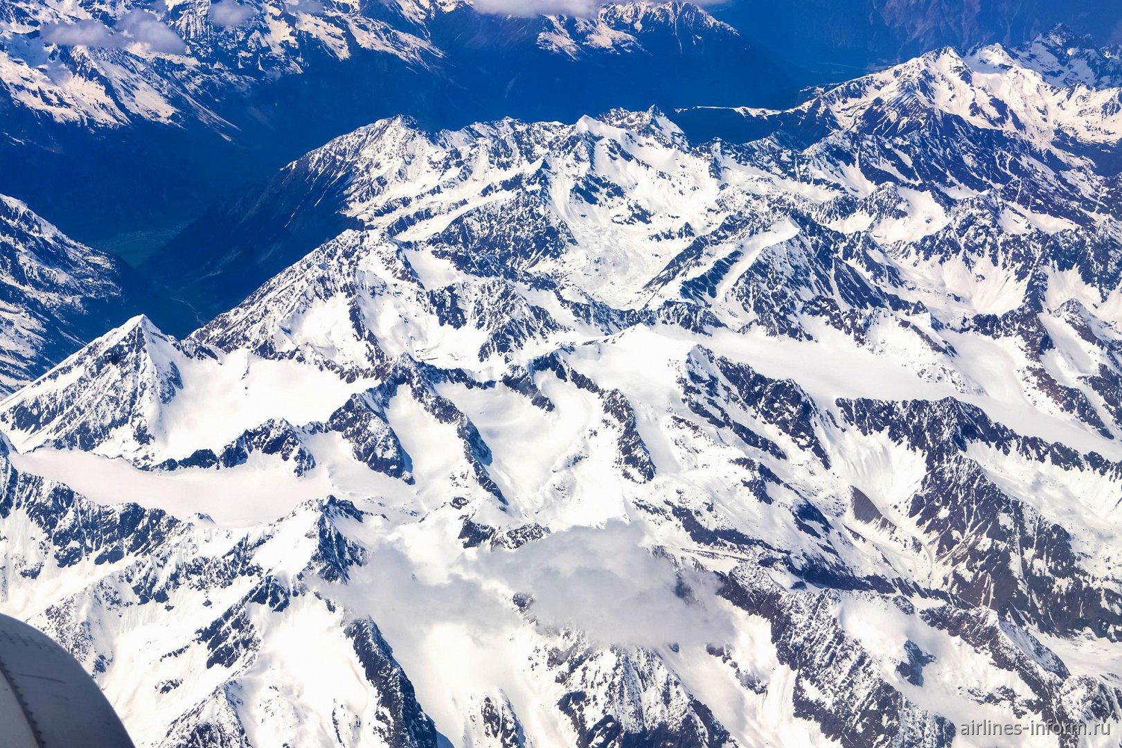 Тирольские Альпы в Австрии