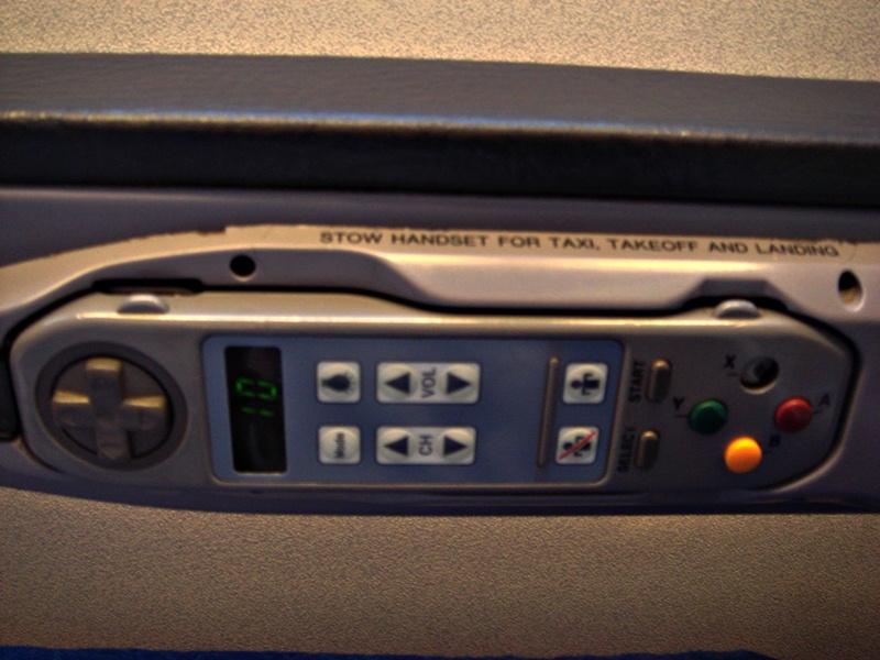 Система развлечений в самолете Боинг-777-200 Трансаэро