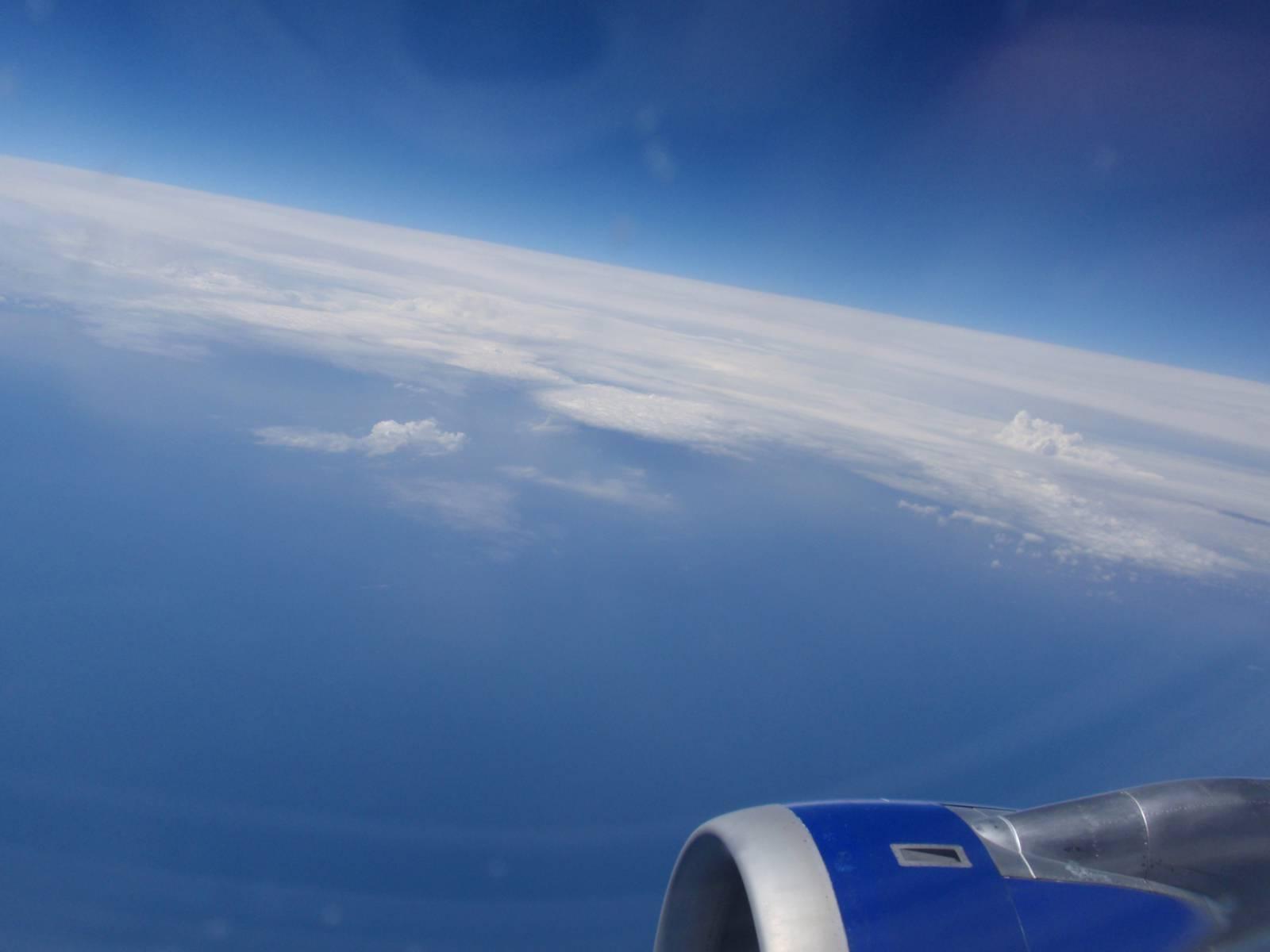Рейс Одесса-Стамбул авиакомпании Onur Air