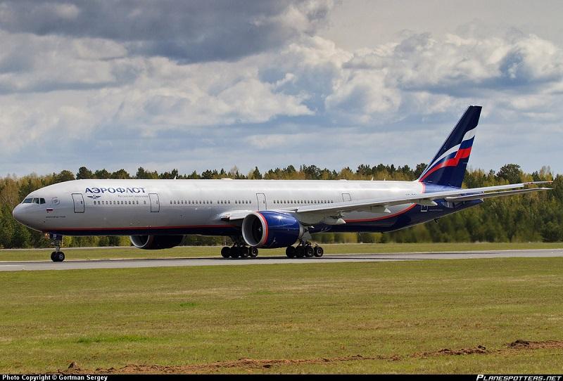 Боинг-777-300 Аэрофлота