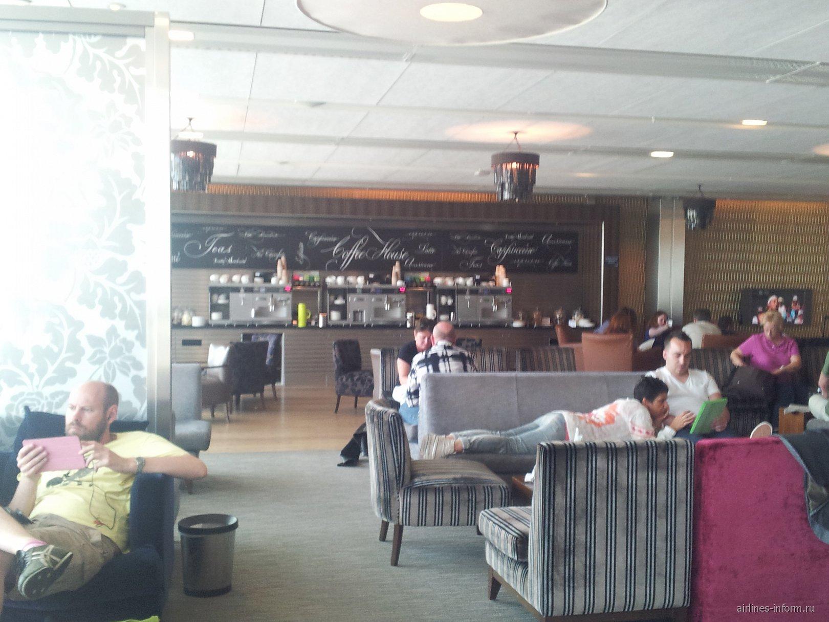Терминал аэропорта Хитроу