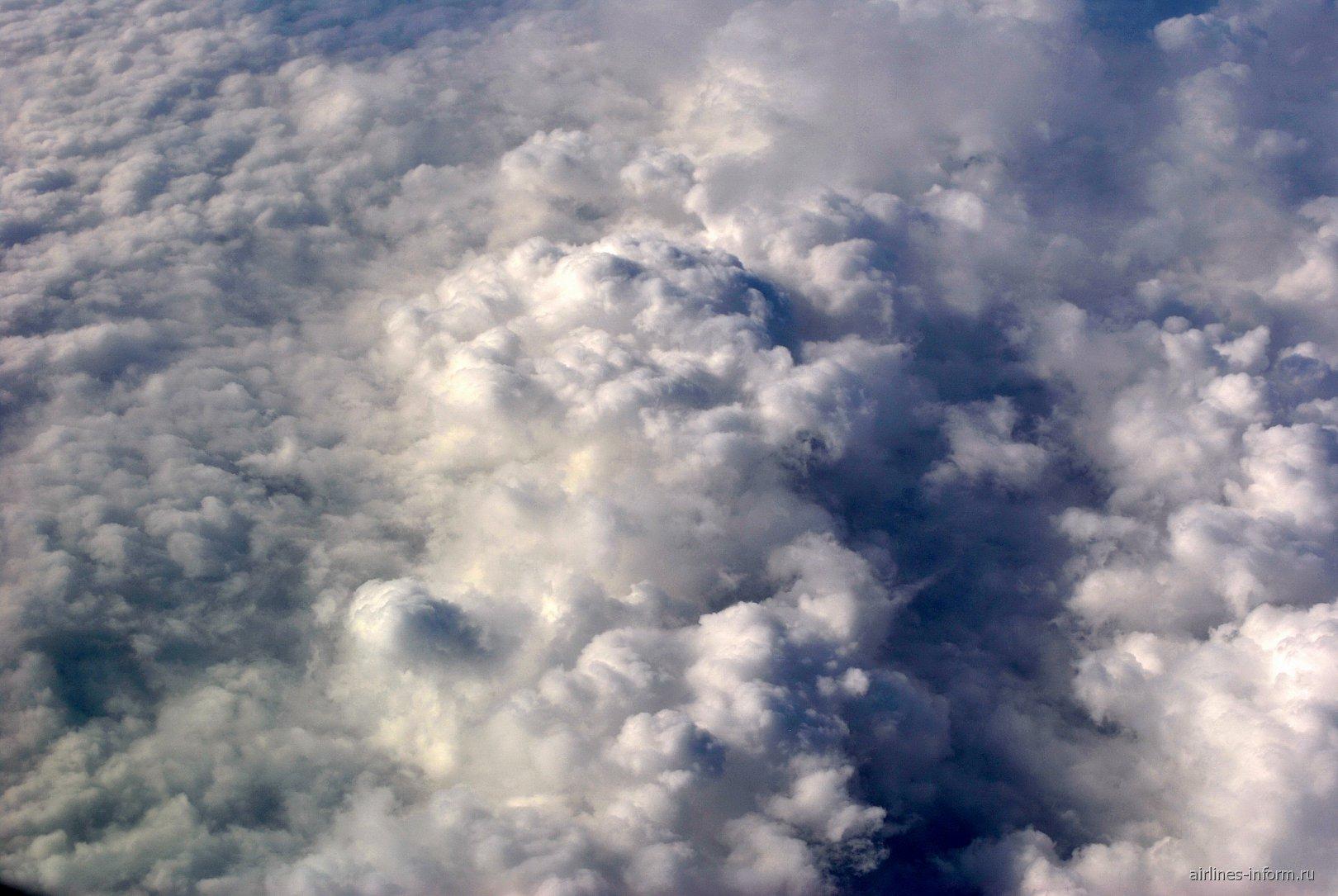 Облака на Дальнем Востоке России