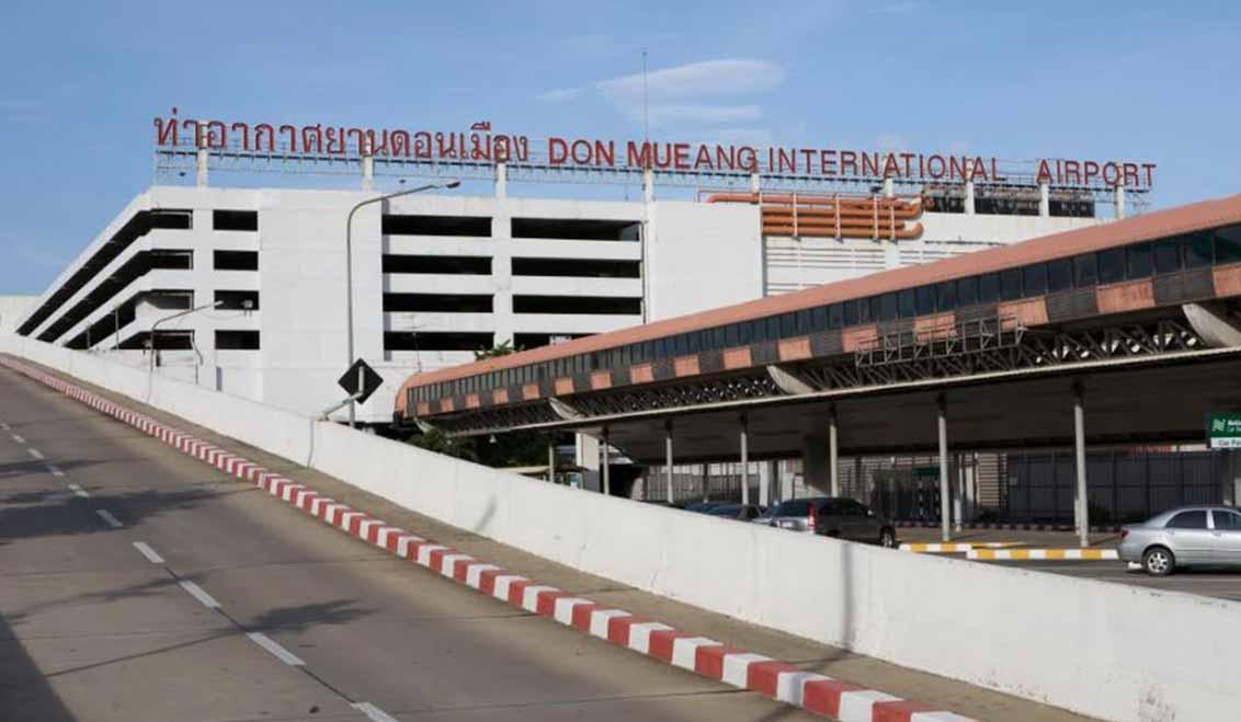 Турне по Юго-Восточной Азии. Часть 6-я. На крыльях Air Asia из Бангкока (DMK) в Гонконг (HKG)