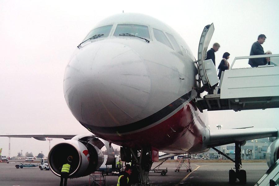 Красными крыльями в Сибирь . Часть первая