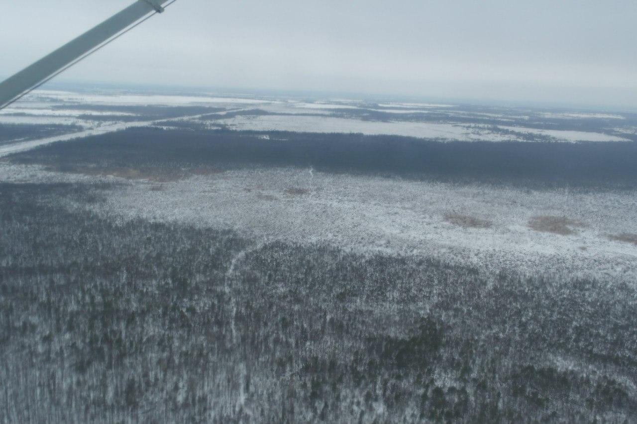 Полет на самолете Як-12