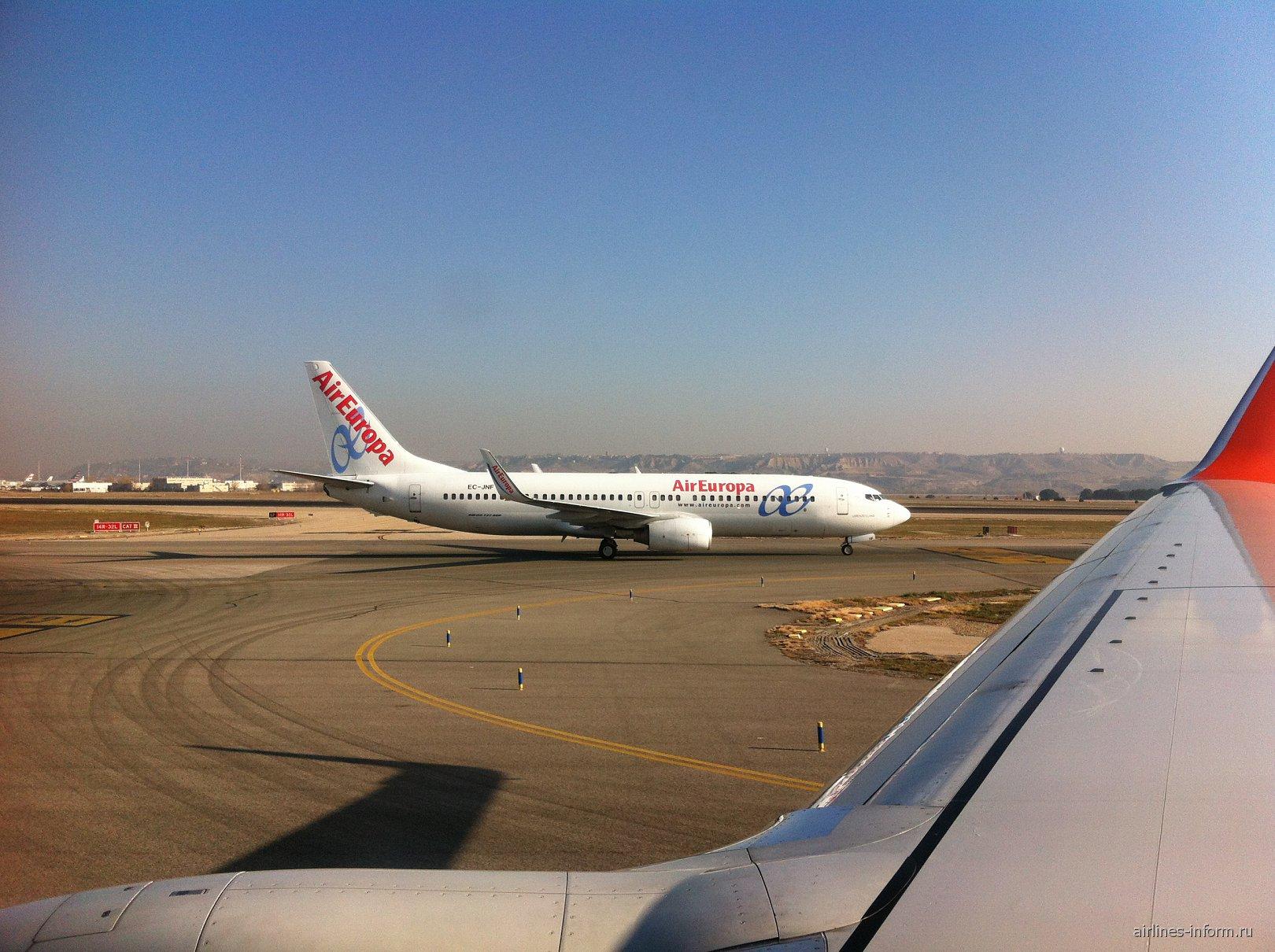 B737-800 Air Europa