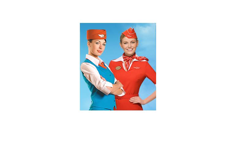 Бортпроводники авиакомпании Владивосток Авиа