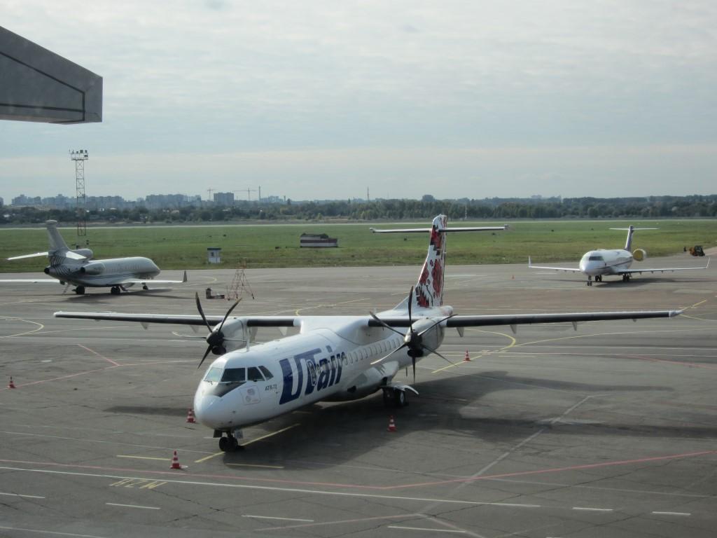 ATR 72 авиакомпании