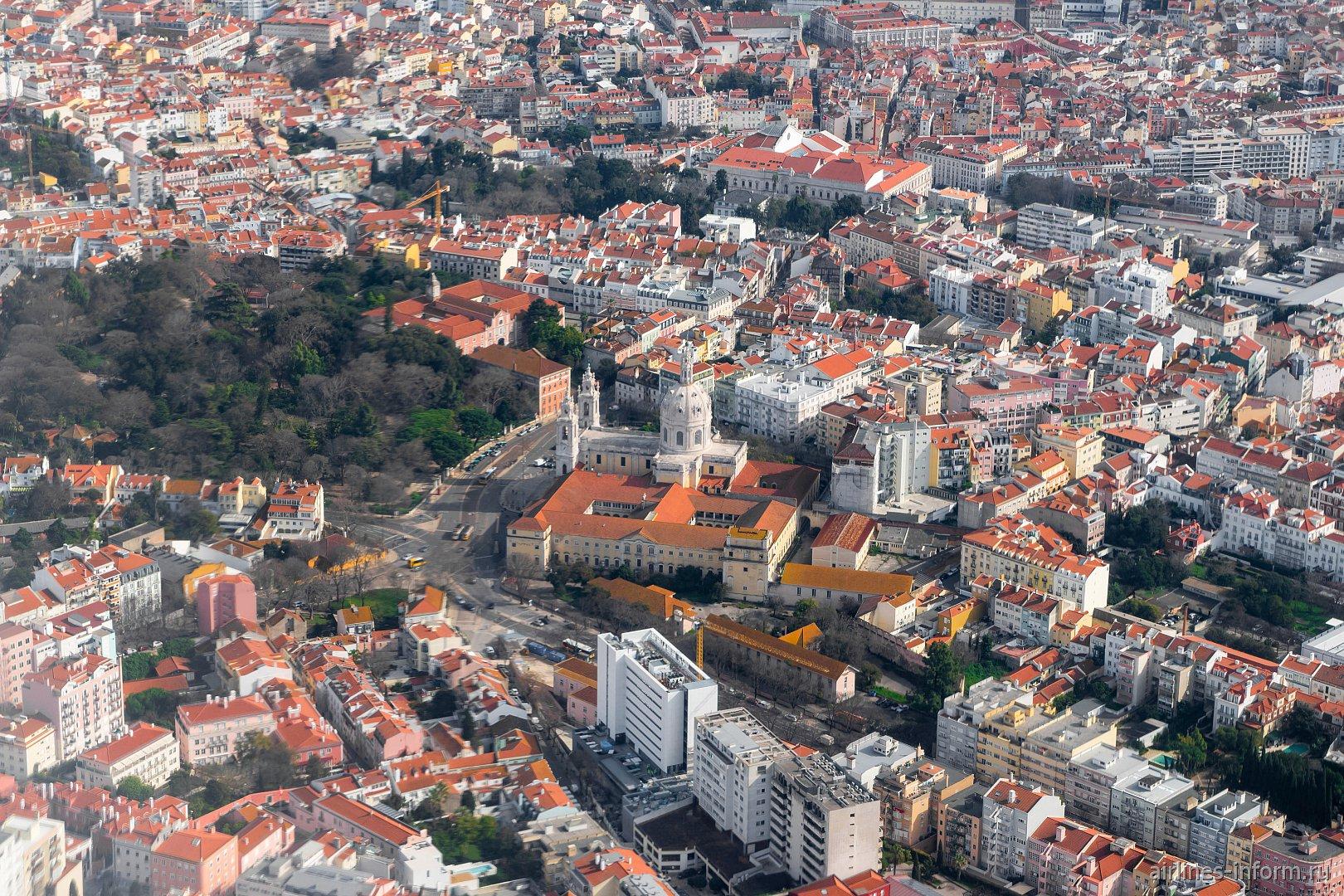 Базилика Эштрела в Лиссабоне