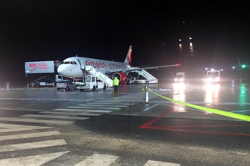 Airbus A320 D-ABDU авиакомпании airberlin
