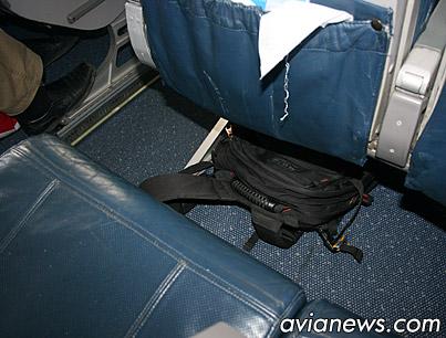Кресло ERJ-145 Днеправиа