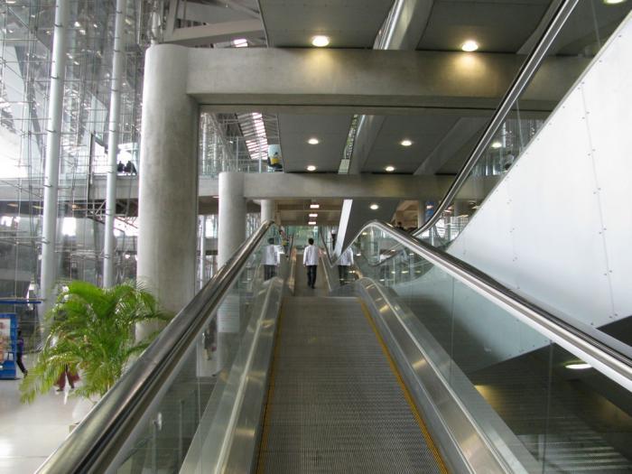 Bangkok Savurnabhumi Airport