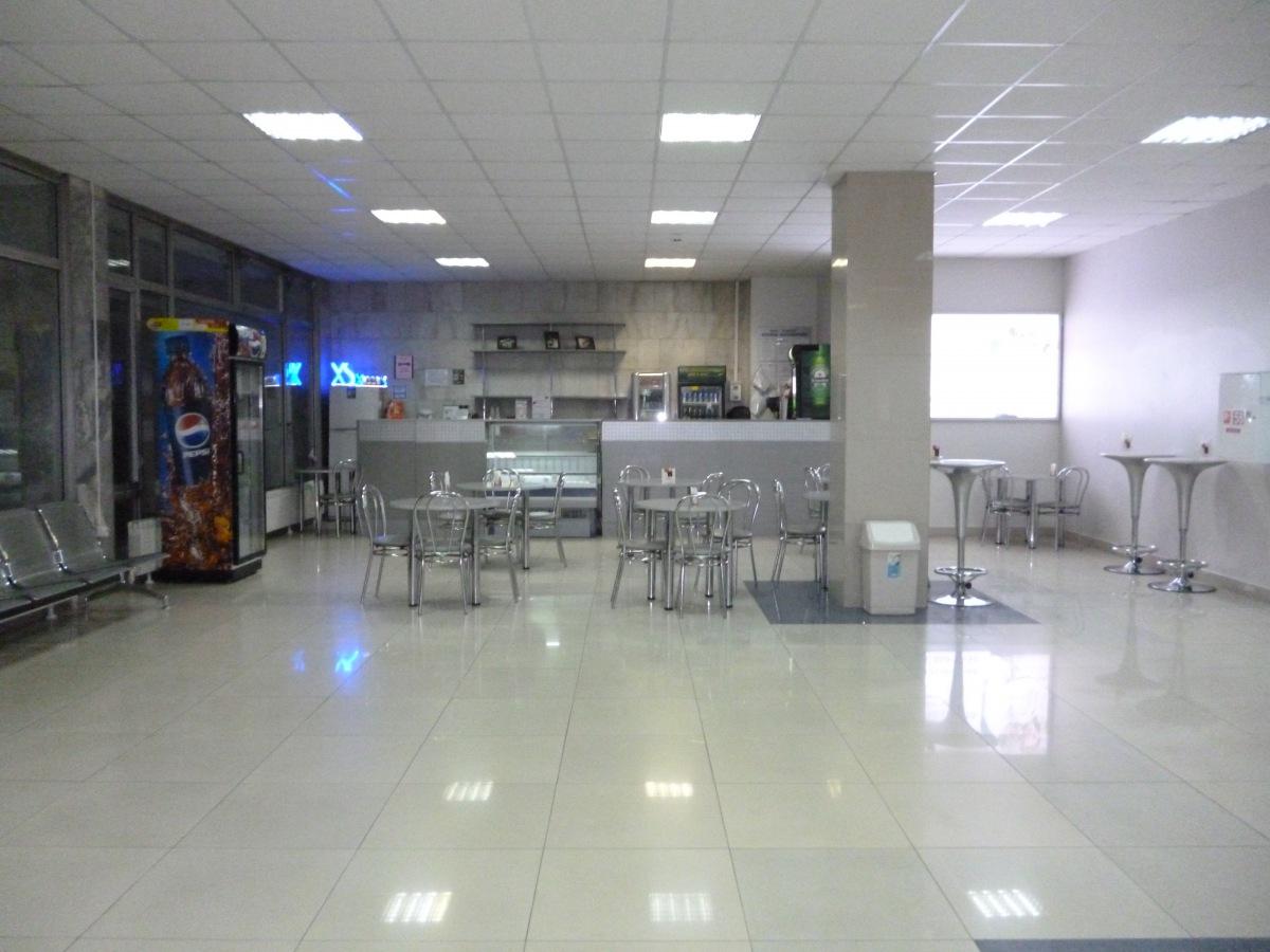 Khabarovsk airport