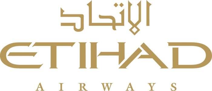 Логотип Etihad Airways