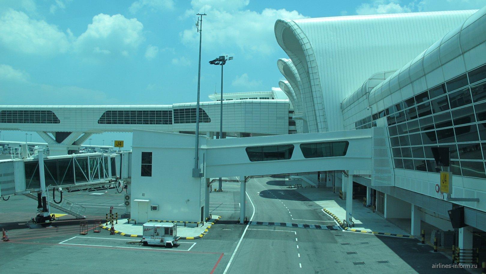 Лоукост-терминал KLIA2 аэропорта Куала-Лумпур