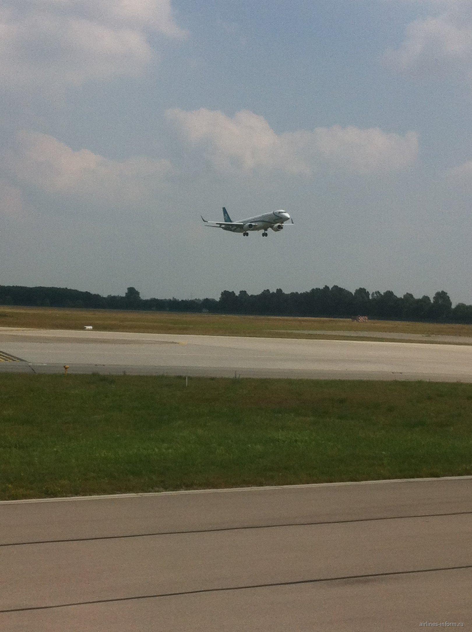 ERJ-190 Air Dolomiti