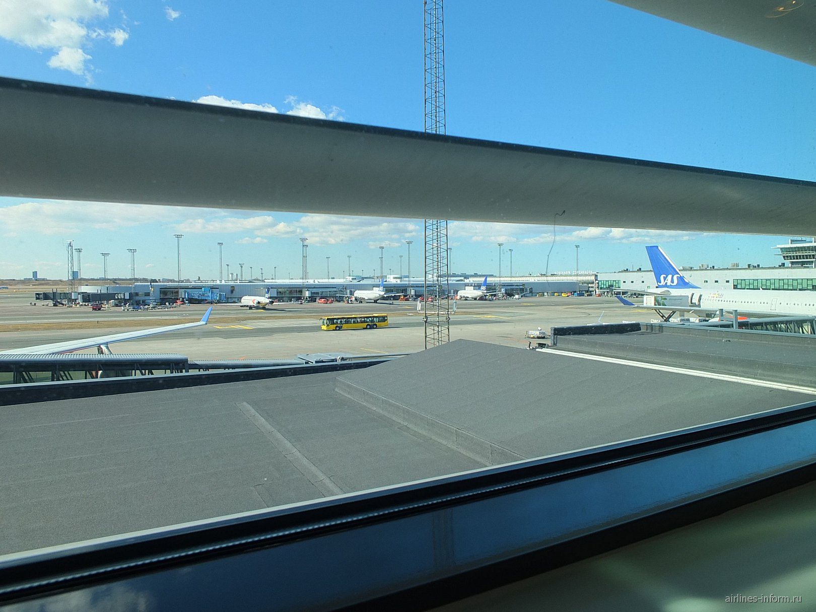 Аэропорт Копенгаген Каструп