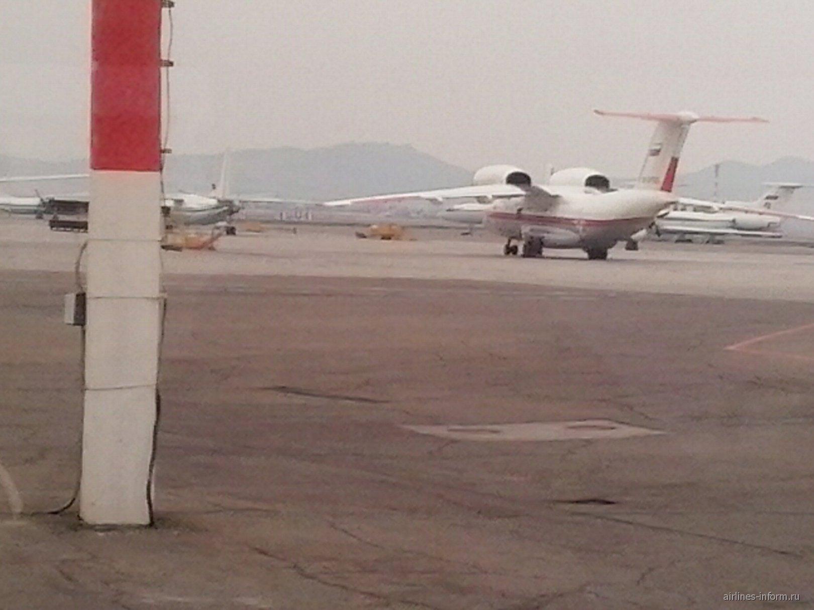 В аэропорту Читы