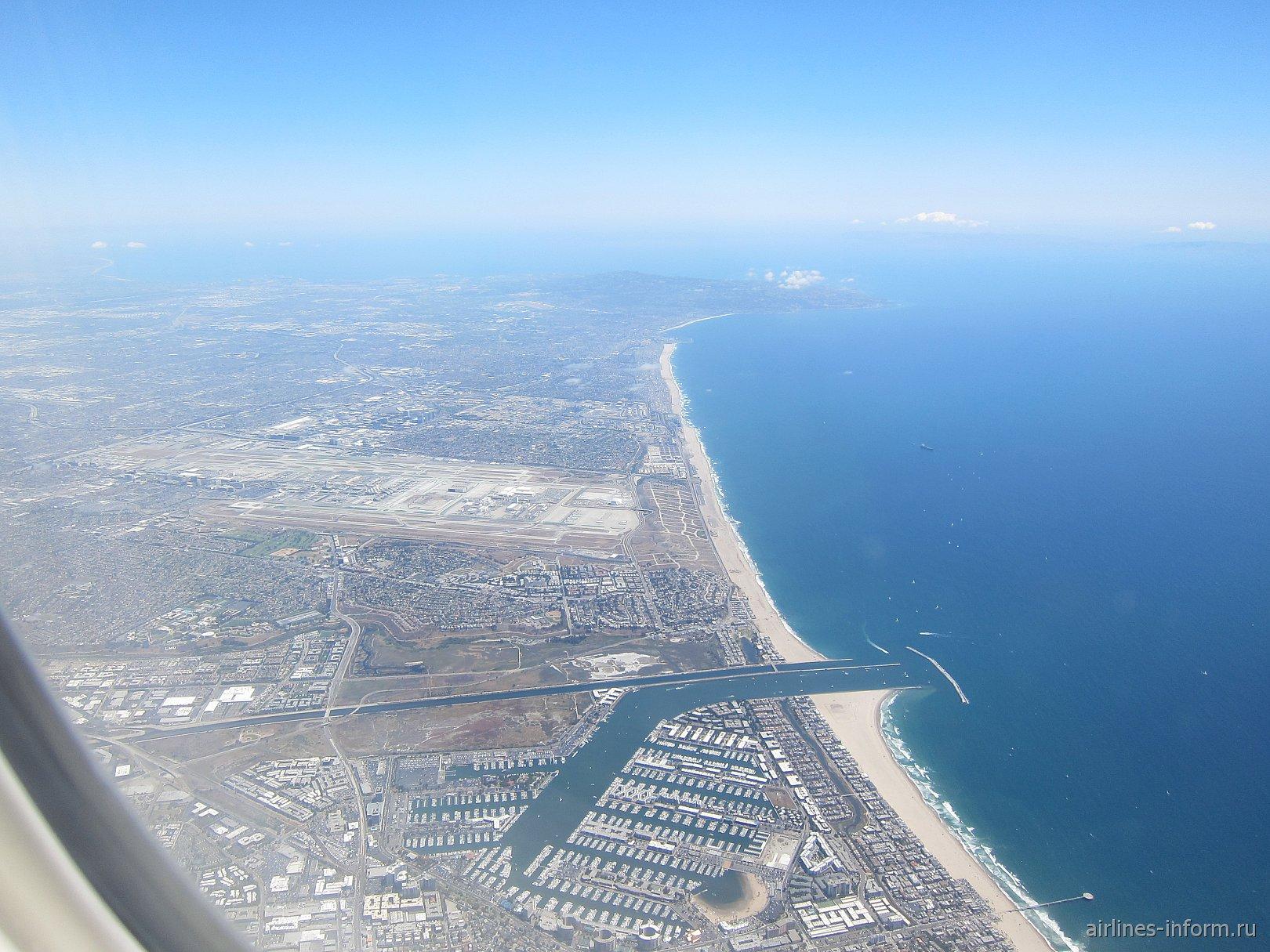 Аэропорт Лос-Анджелес