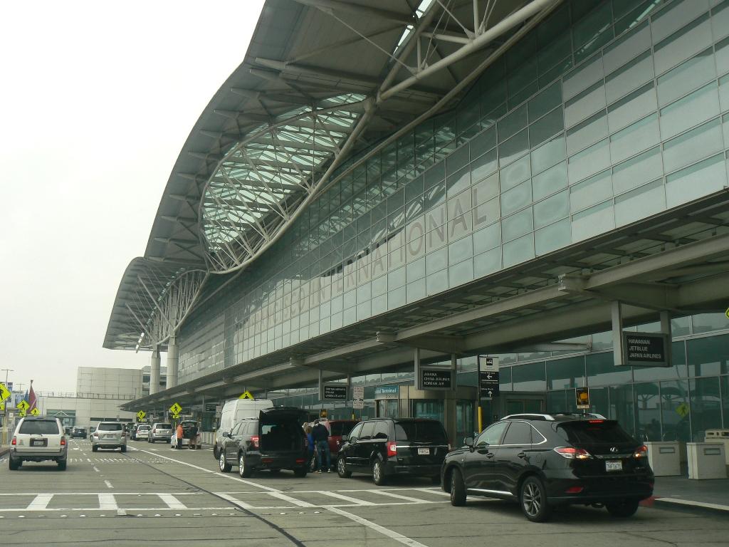 Международный терминал аэропорта Сан-Франциско