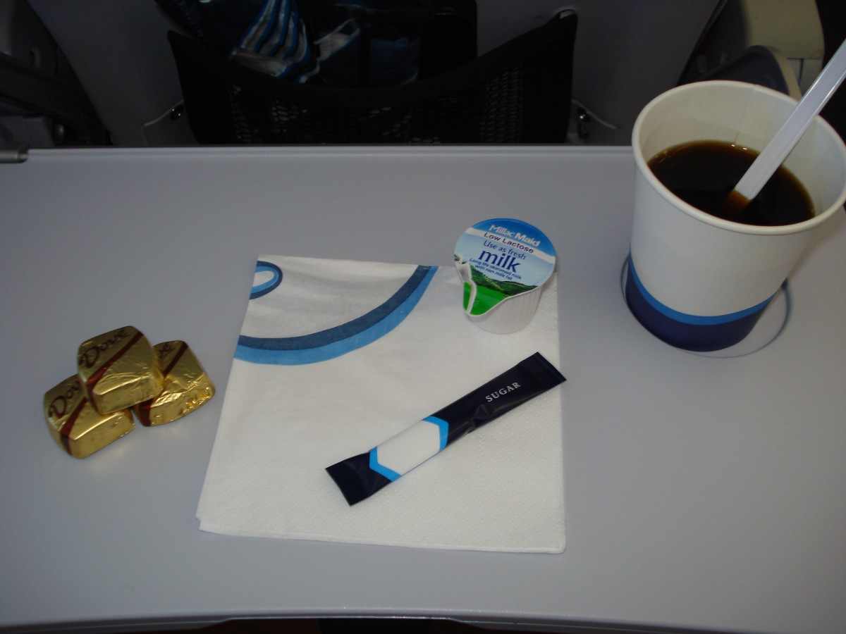 Finnair's board meal