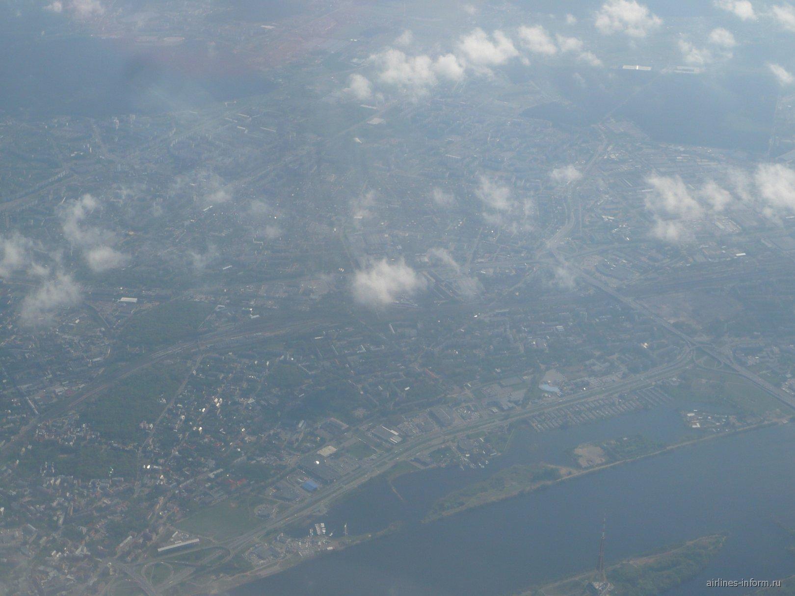 Рейс Рига-Хельсинки авиакомпании airBaltic