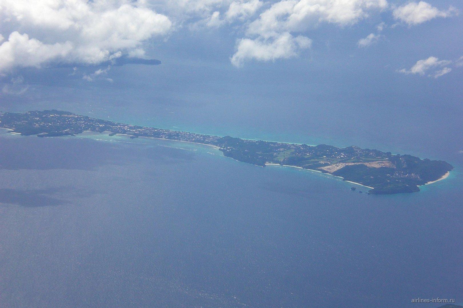 Остров Борокай на Филиппинах