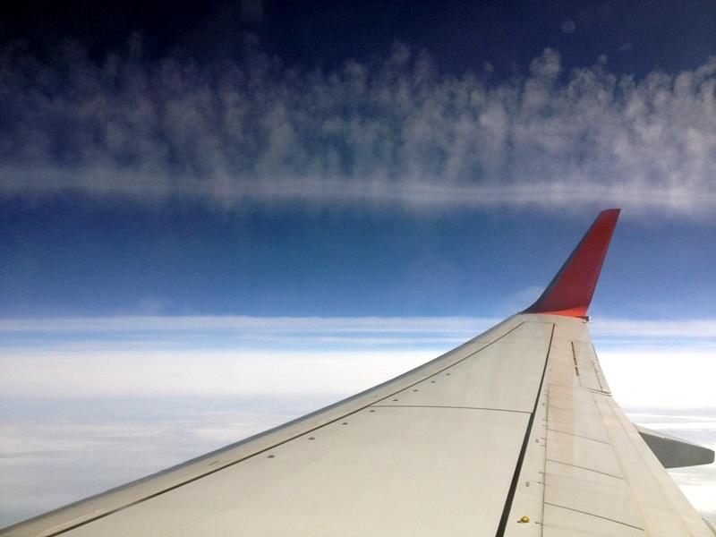 Москва - Красноярск туда обратно на Boeing 737NG
