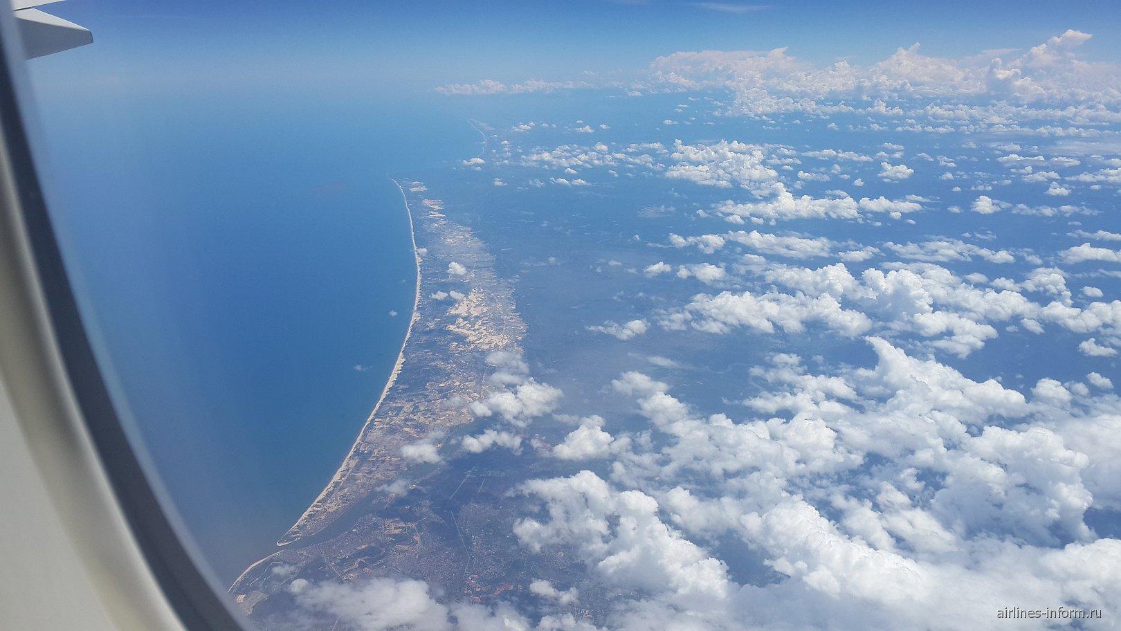 Морское побережье Вьетнама