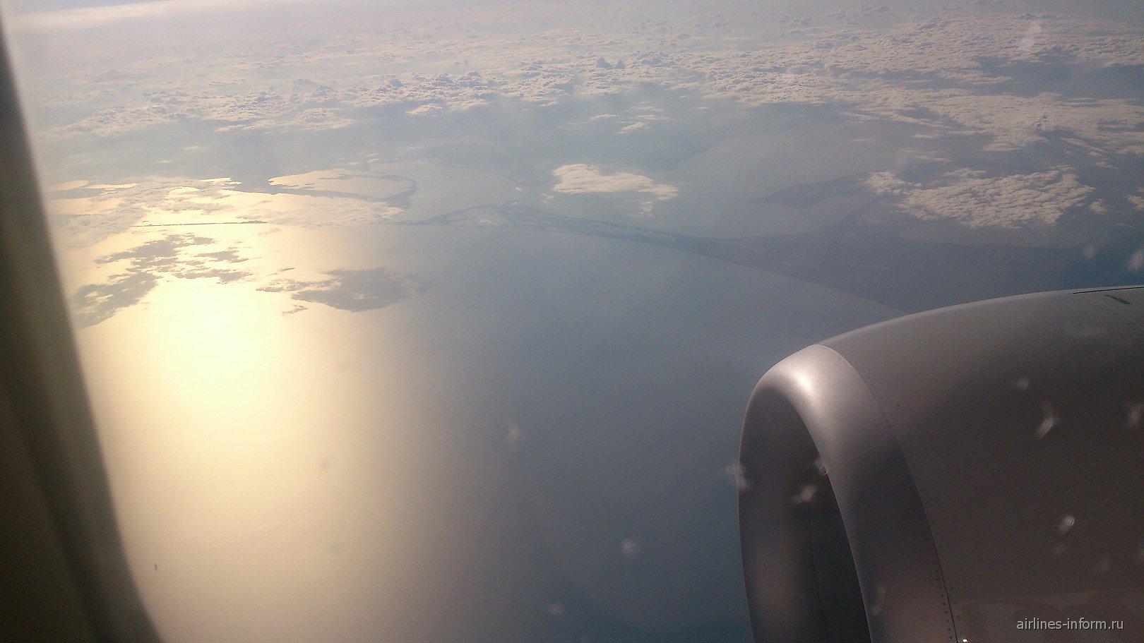 Рейс Москва-Стамбул авиакомпании Пегасус
