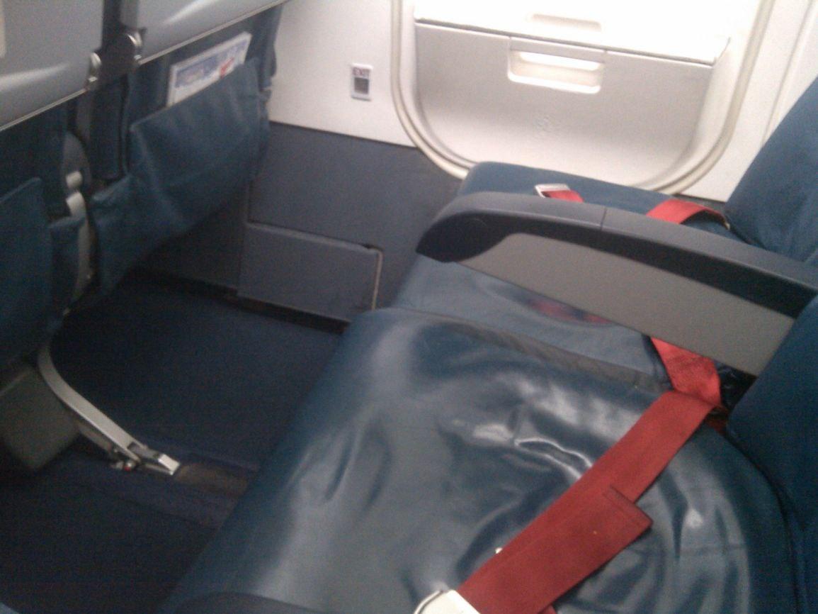 Кресло самолета Airbus A320 Air Malta