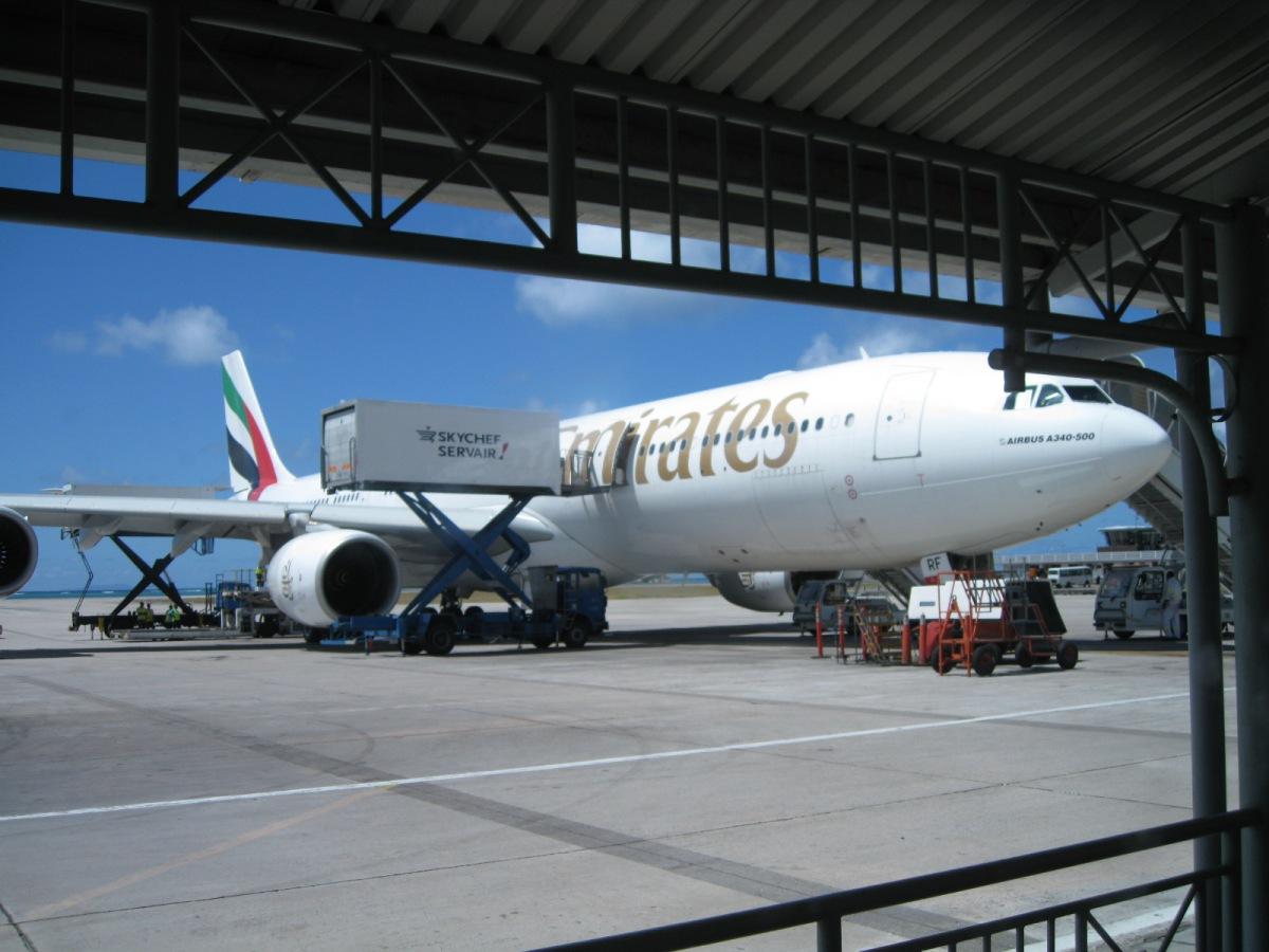 Обзорник по Emirates или как я на налетал на silvermember