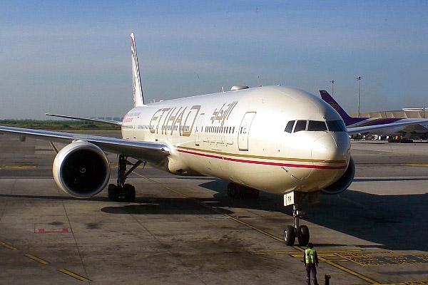 Бангкок – Абу-Даби – Москва на «ETIHAD AIRWAYS» (ноябрь 2014 г.)