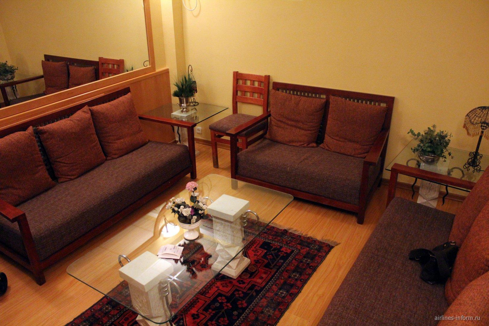 VIP-зал в аэропорту Эйлат