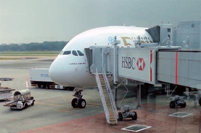 Обещанный обзор перелёта Москва - Сингапур авиакомпанией Emirates.