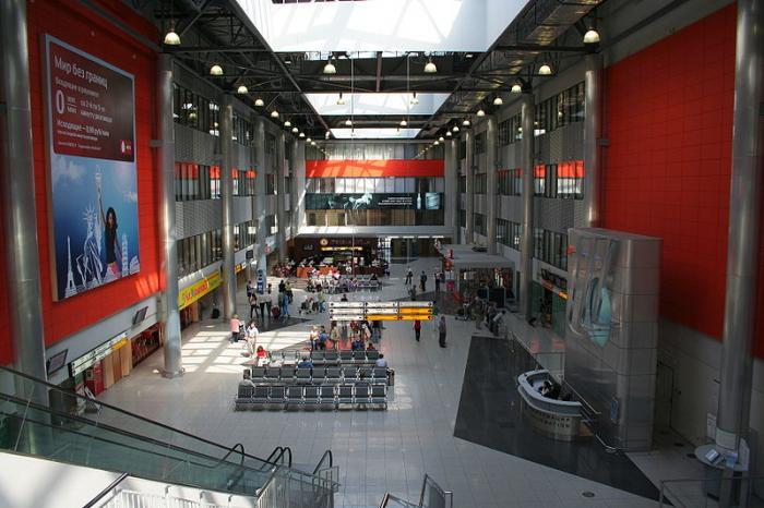 Moscow Sheremetyevo Airport, Terminal B