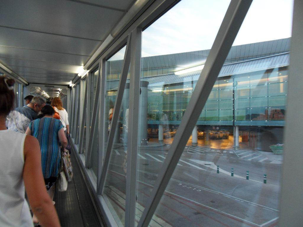 Аэропорт Барселона