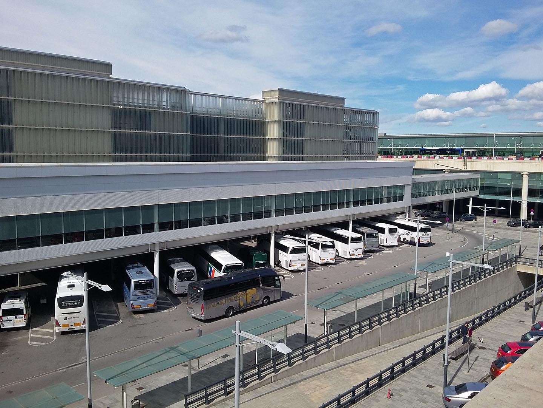 Из Барселоны в Москву. S7 Airlines, рейс S7 892