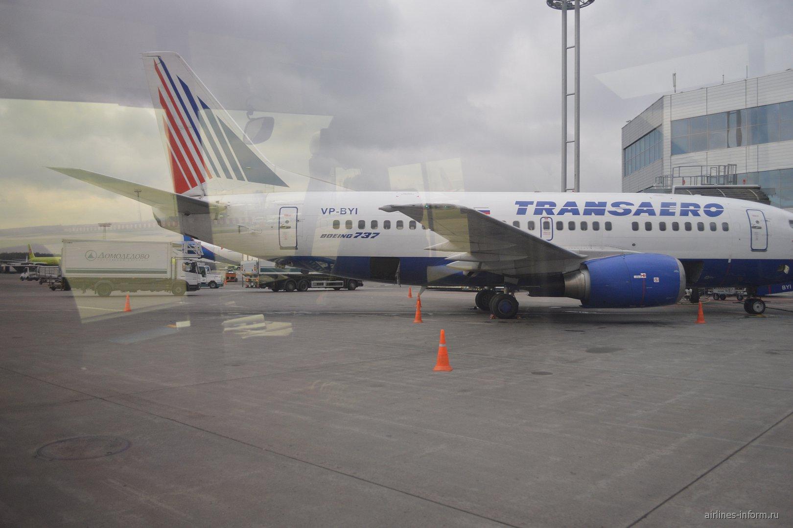 Boeing 737 Transaero