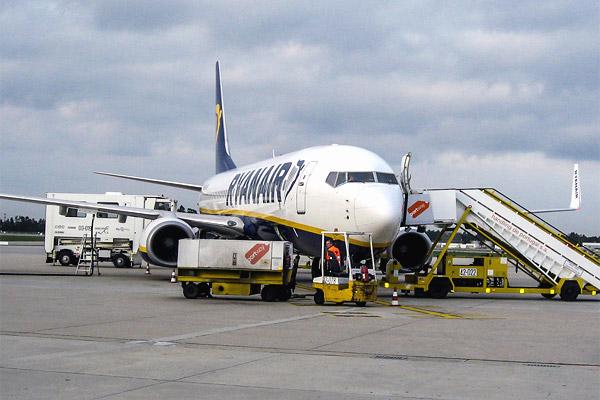 Мой полет с Ryanair: Мадрид - Порту
