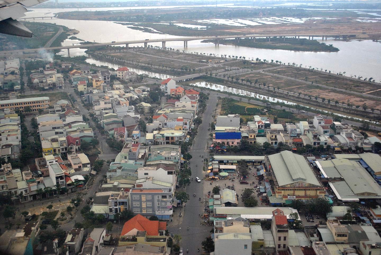 Вьетнамский город Дананг