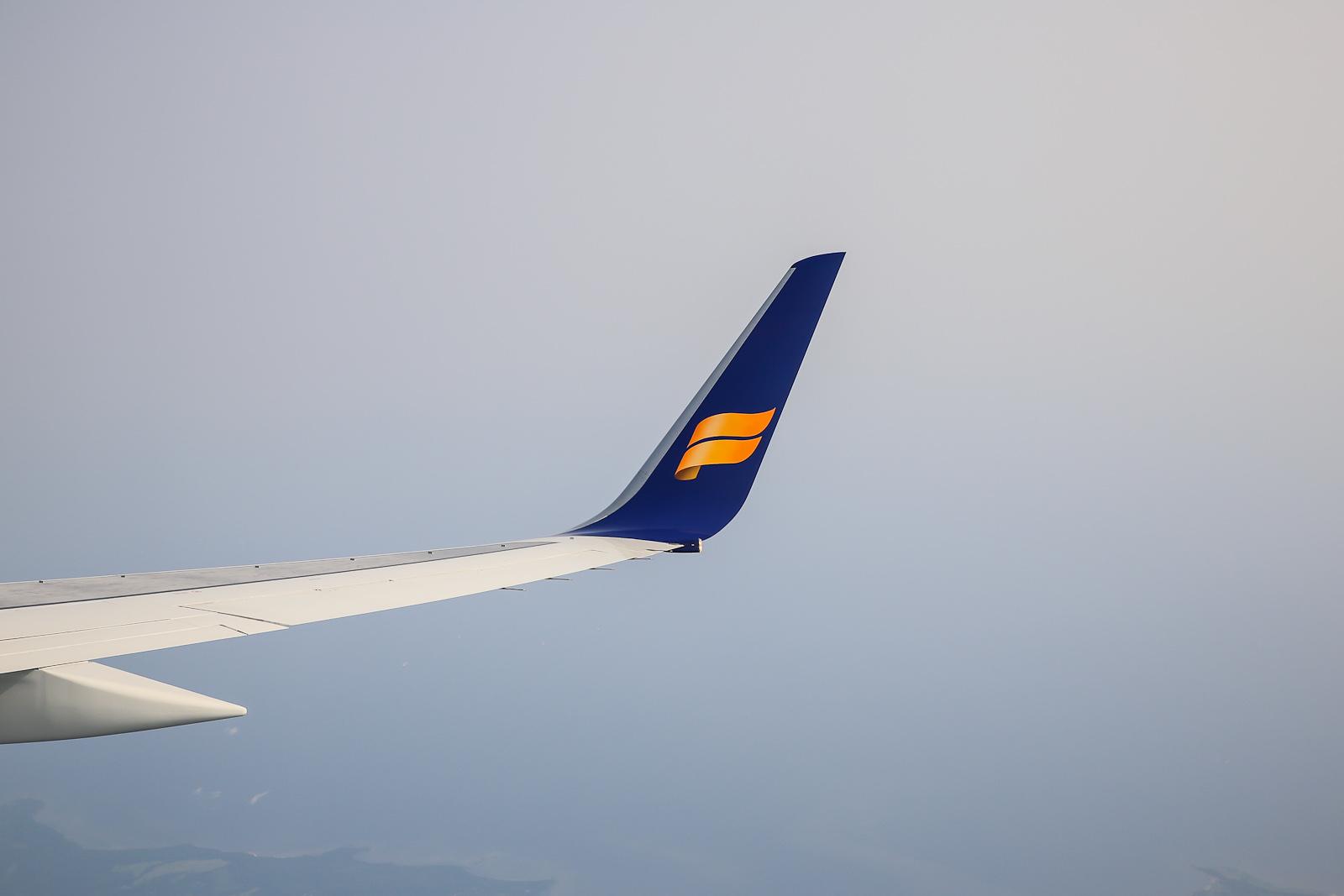 Авиакомпания Боинг-757-200 авиакомпании Icelandair