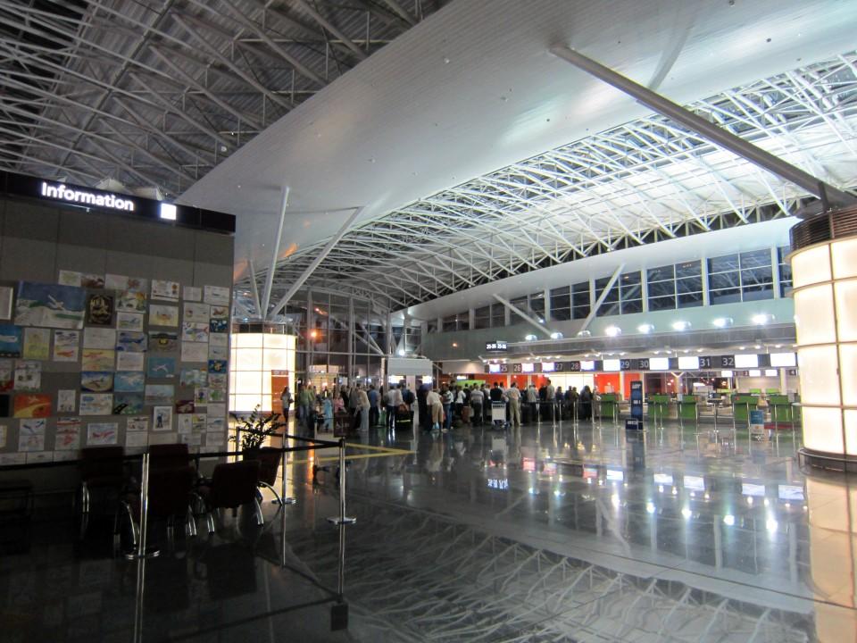 В Терминале D аэропорта Борисполь