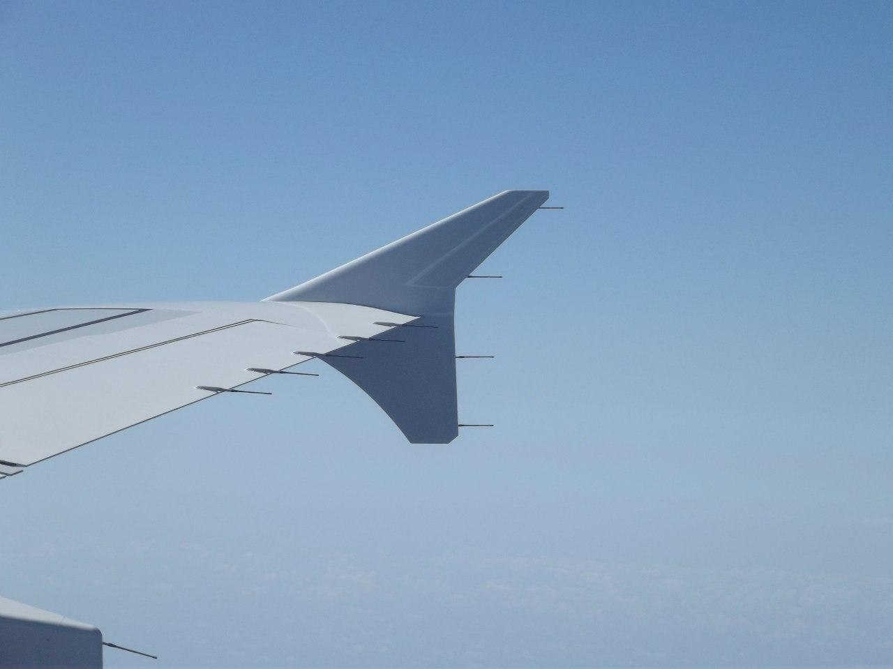 Винглет самолета Эрбас А-319