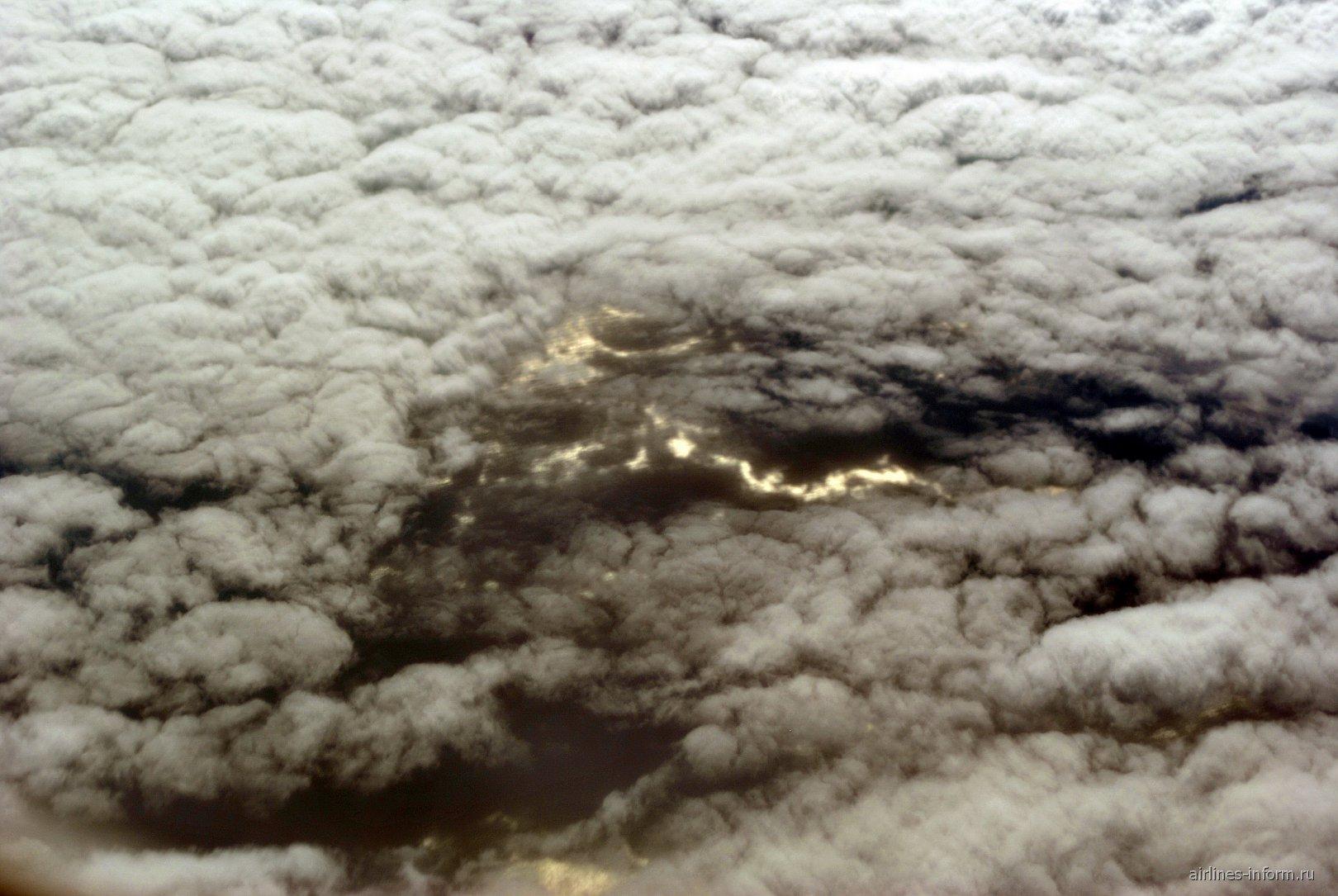 Облака над Крымом